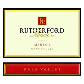 Merlot, Rutherford Ranch, Napa Valley