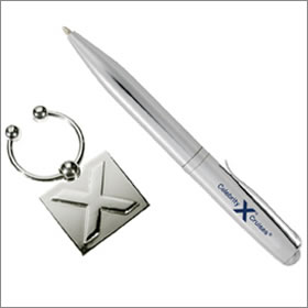 Key Chain & Pen Set