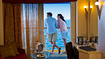 Sunset Veranda Stateroom