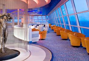 Sky Lounge pozorování