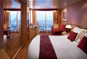 AquaClass® Staterooms