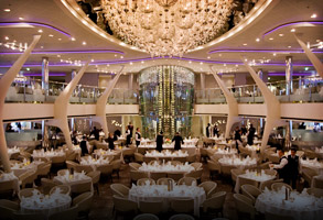 Celebrity cruises select dining reviews