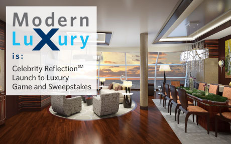 Modern Luxury Sweepstakes