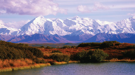 Mount Mckinley, Denali National Park, Alaska