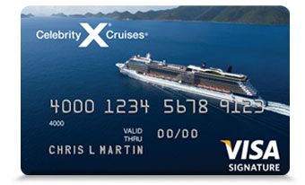 Celebrity Cruises® Visa Signature® Credit Card | Credit ...
